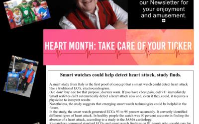 Mister Illusion Newsletter for February 2021