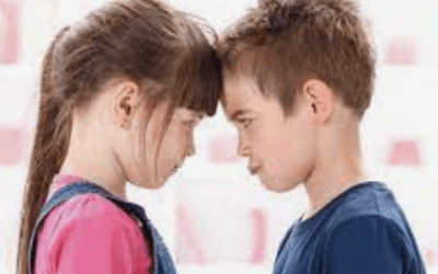 What To Do About Sibling Rivalry